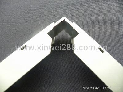 太阳能发电系统封装铝合金边框 991*40*30mm 2