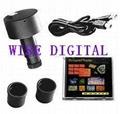 CCD顯微鏡電子目鏡USB2.0 1