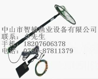 專業捕魚杆鋁合金打造捕魚抄網杆 2