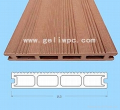 2011 Outdoor WPC Decking(waterproof&environment)