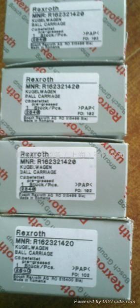 进口原装力士乐滑块R167350341  型 1