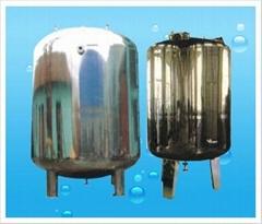 龍派中水處理工藝流程及結構特點