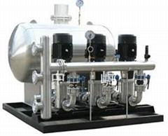 無負壓供水設備工作原理及優點