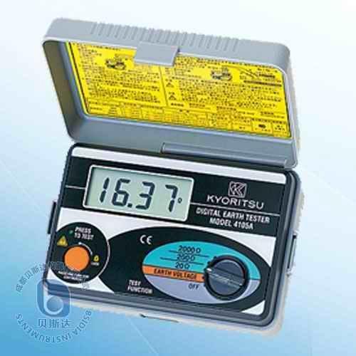 成都4105A 数字接地电阻测试仪 1