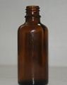 Amber Essential Oil Bottle 1