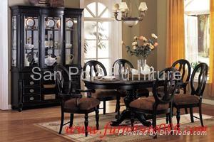 Dining Room Sets San Polo Furniture China Manufacturer