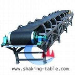 Supply Rubber Belt Conveyor