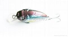 fishing hard plastic lure