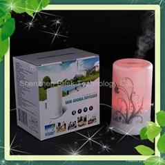 Pretty Mini Aroma Diffuser/Fragrance Diffuser/LED Light Diffuser