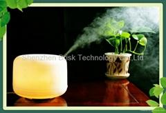 LED Ultrasonic 500ML Aroma Diffuser/ Air Purifier/ Air Humidifier