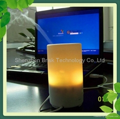 Small Car and USB Aroma Diffuser/Air Humidifier/Fragrance Aromatherapy