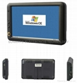 """7"""" Embedded All In One PC with WinCE 5.0 5"""
