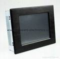 """8.4"""" LCD Panel PC with Intel Atom N455"""