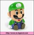 plastic cartoon figure