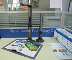 Mini document camera CamScanner visualizer X500-A3