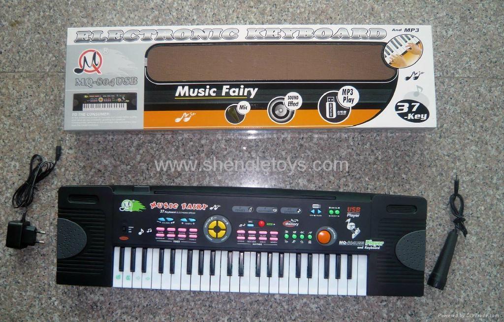 electronic keyboard  4