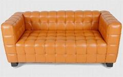 雙人位庫布斯沙發