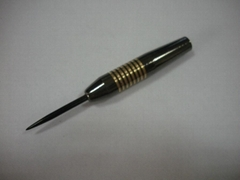 tungsten-look brass darts