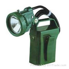 IW5100GF便携式强光防爆工作灯