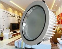 40W COB LED筒灯