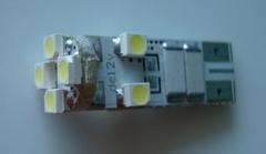 Canbus LED Bulb T10 8SMD