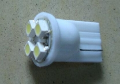 Car LED T10 4SMD Indicator Light
