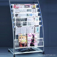 Newspaper&magazine stand-GCNM-04 newspaper&Magazine stand