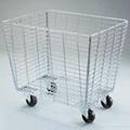 Retail Dump Bins-GCDB-04 durable basket