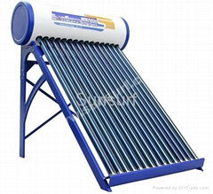 regular solar water heaters