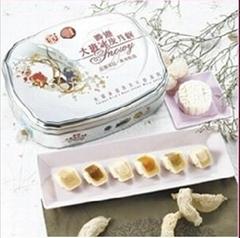 香港大班冰皮月餅-尊貴官燕