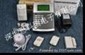刻銳無線電話報警器868液晶顯