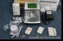 刻銳無線電話報警器868液晶顯示語音