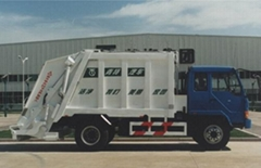 Refuse Compactors/Compressed Garbage Truck