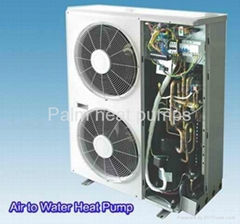 6kwinverter air source heat pump