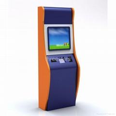 terminal payment information kiosk