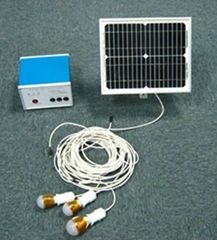 5W solar light kit