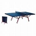 XD-601小彩虹室內乒乓球台  1