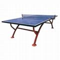 XD-601小彩虹室內乒乓球台  2