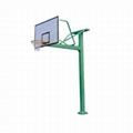 小區室外運動器材固定式獨臂籃球