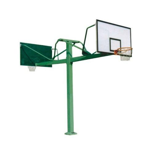 小区室外运动器材固定式独臂篮球架