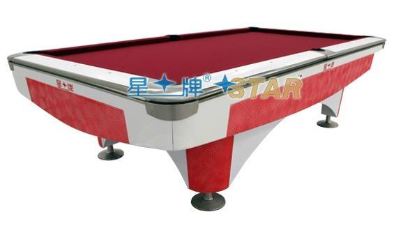東莞星牌台球桌 1