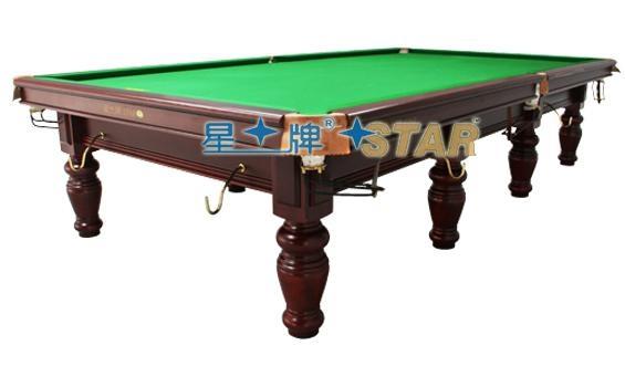 東莞星牌台球桌 2