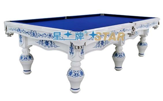 東莞星牌台球桌 4