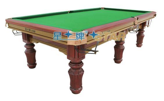 東莞星牌台球桌 5
