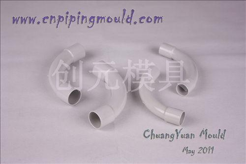 PVC pipe fitting mould 1
