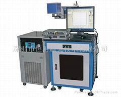 深圳IC激光打字打标机