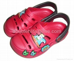 Many Color Wear Resistant COQUI Girl's Garden Non-slip Clog