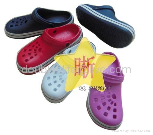 EVA Clogs 水晶洞洞鞋 3