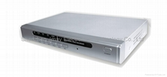 JM-8104 4路 嵌入式硬盘录象机
