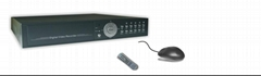 JM-8108A 8CH support GSM remote view and DVD-RW